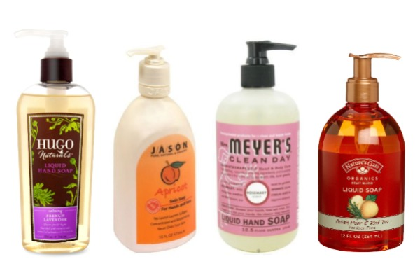 The Best Natural Hand Soaps