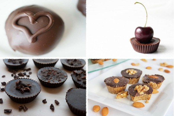 7 Delicious Vegan Candy Recipes...Just in Time for Valentine's Day!