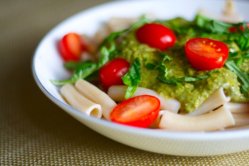 Recipe: Creamy Hemp Pesto
