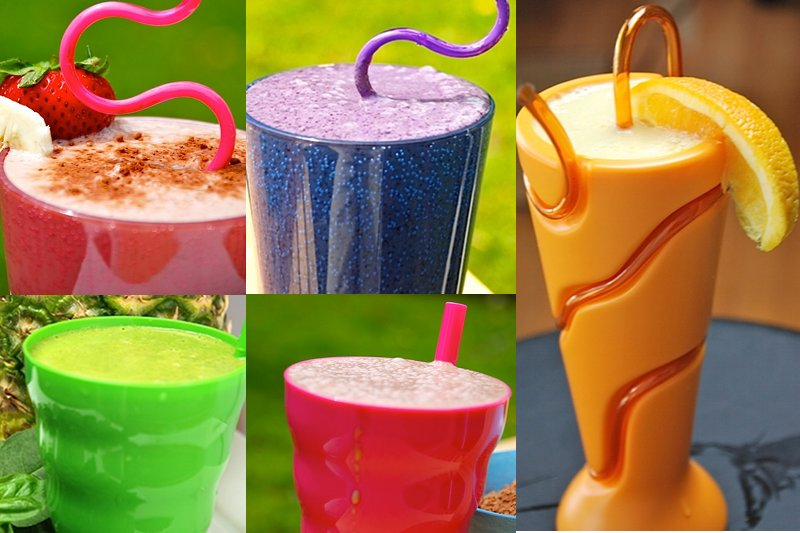 5 Whole Food Drinks for Kids