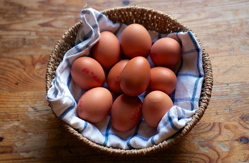 Choline: Why Eggs May Worsen Prostate Cancer