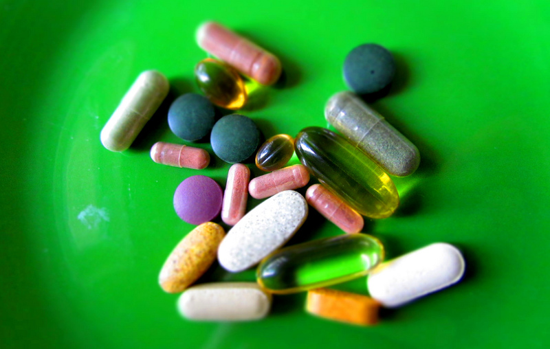 Are There GMOs in Your Vitamins?
