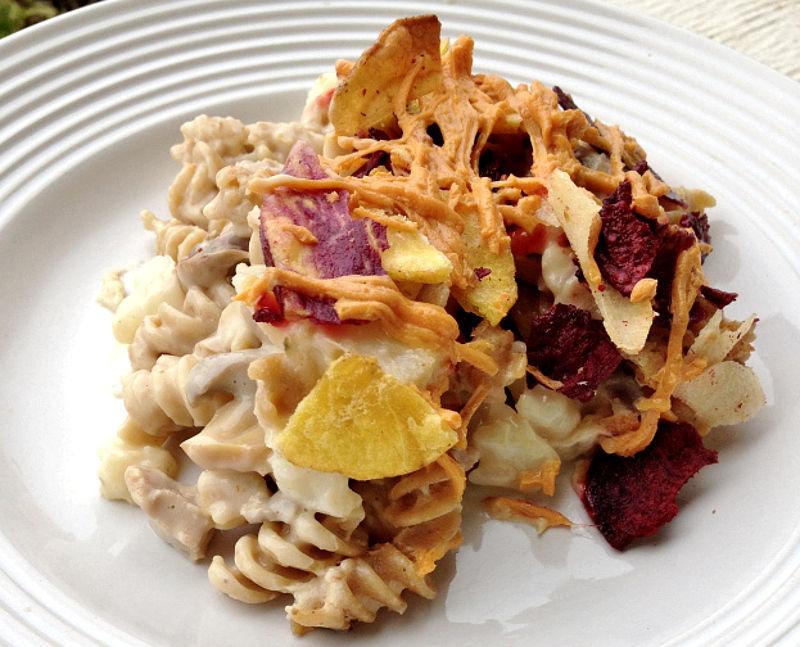 Recipe: Vegan Tuna Casserole
