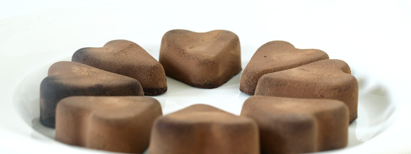 Eating Cocoa for Your Heart + Raw Cocoa Bonbons Done in 5 Minutes