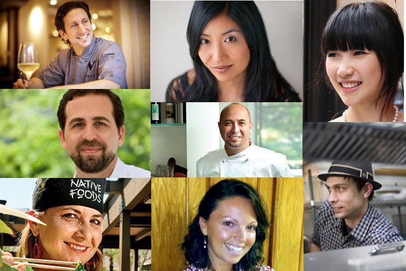 10 Rockstar Vegan Chefs in America