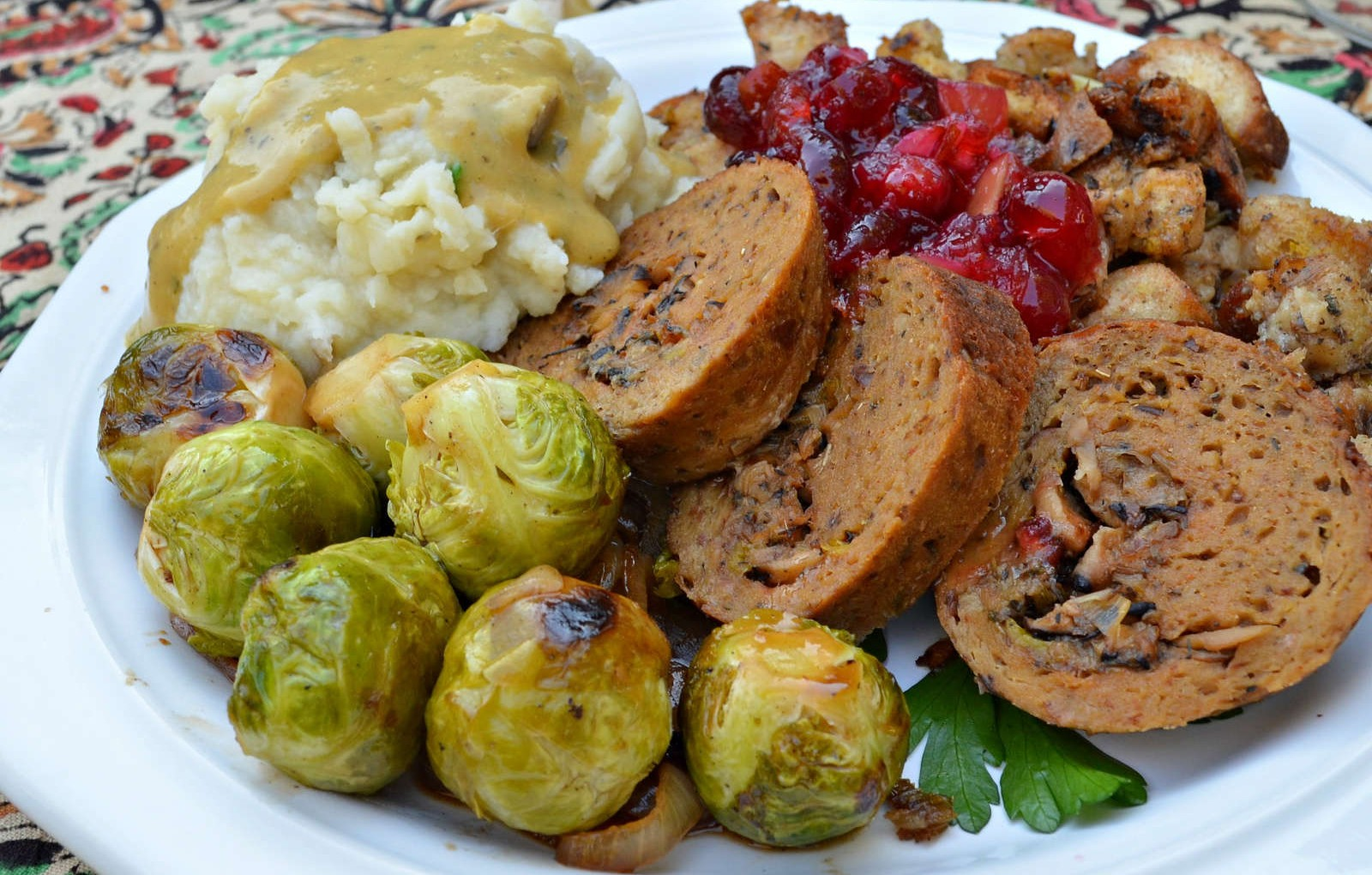 Recipes For The Ultimate Vegan Thanksgiving Menu From Meatless