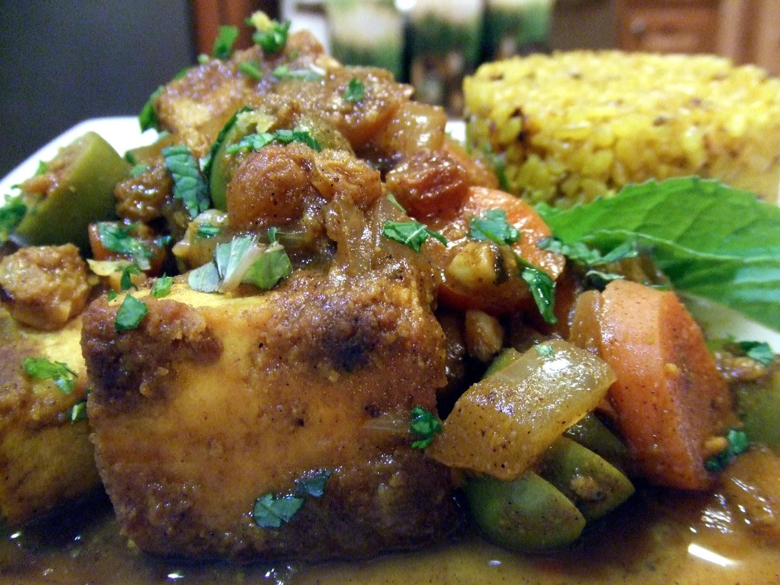 Casbah Tofu