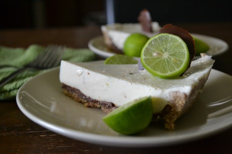 Coconut-Lime Pie