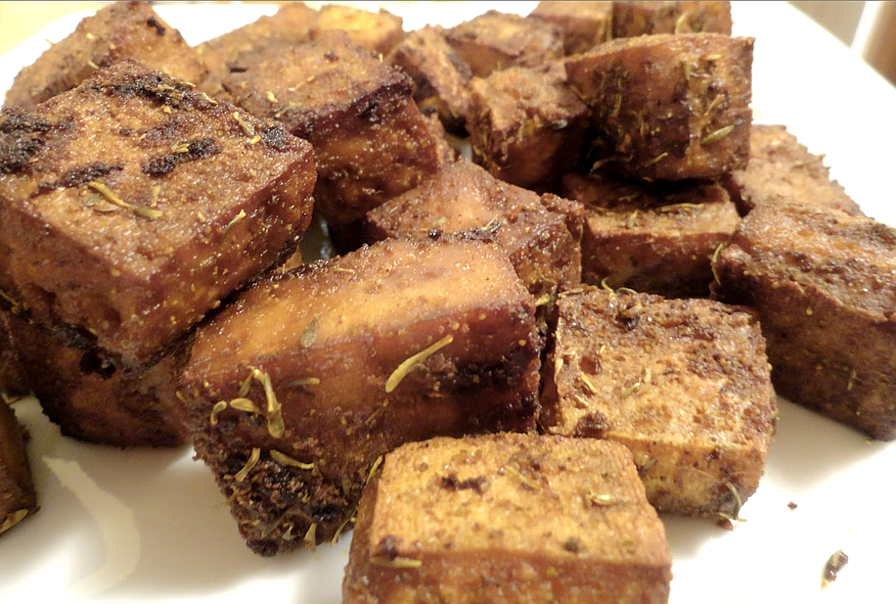 How to Make the Perfect Baked Tofu