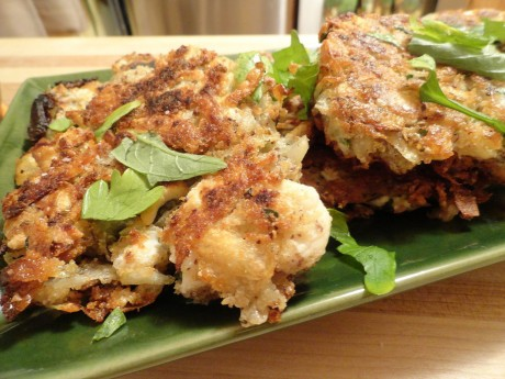 10 Recipe Global Vegan Latke Mashup