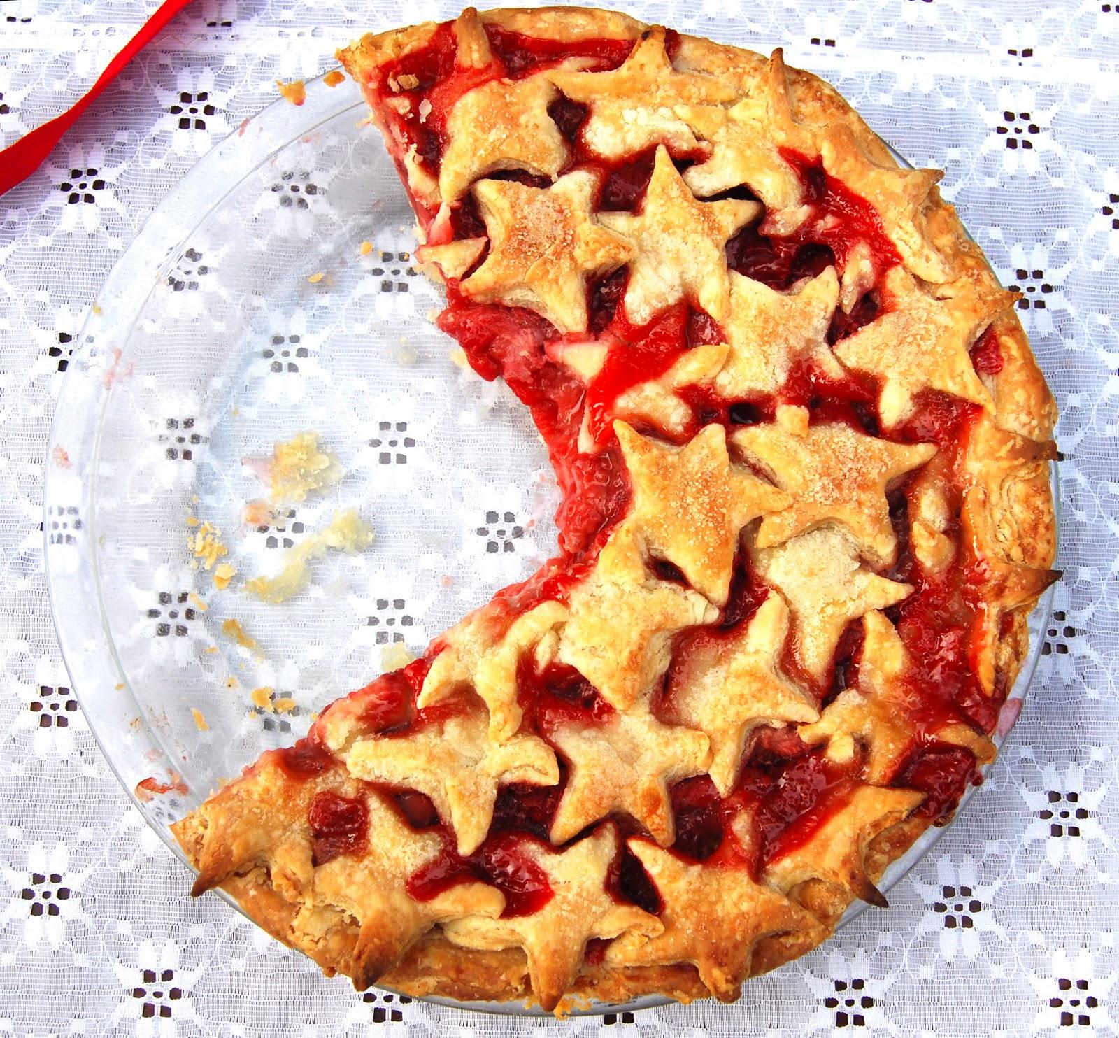 Vegan Strawberry Pie