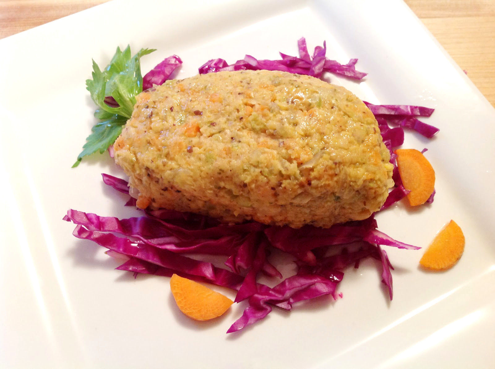 Vegan Gluten-Free Gefilte 'Fish'