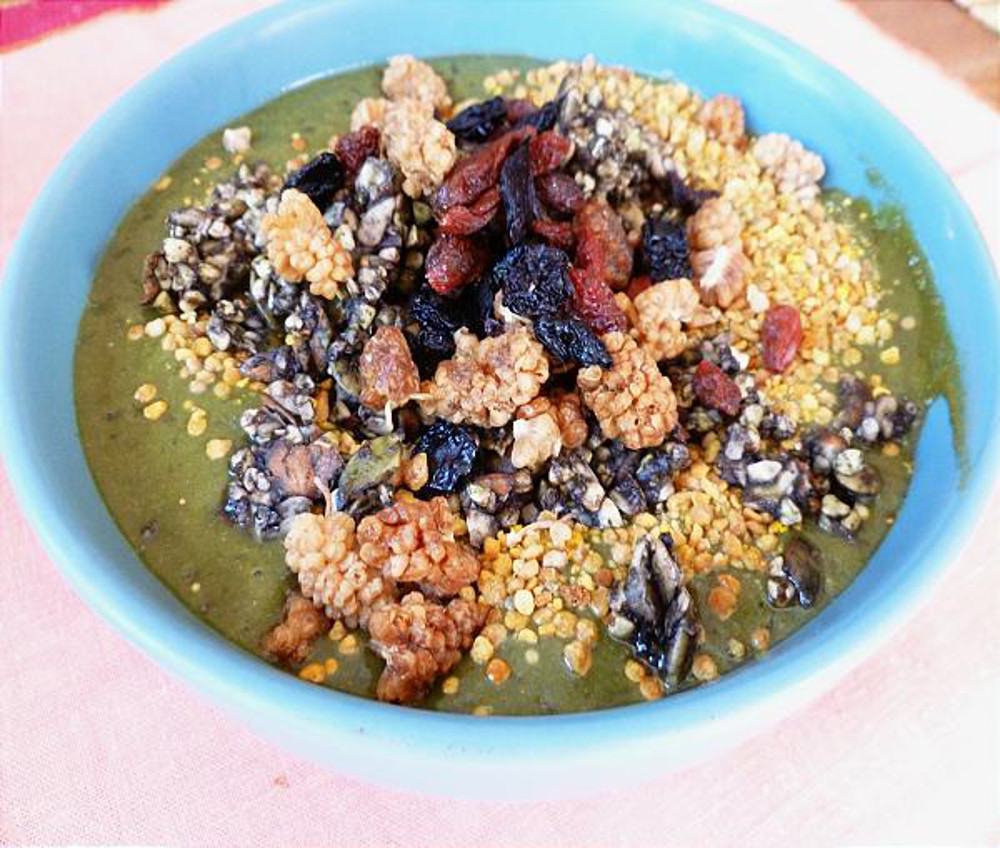 Superfood Smoothie for Lasting Energy