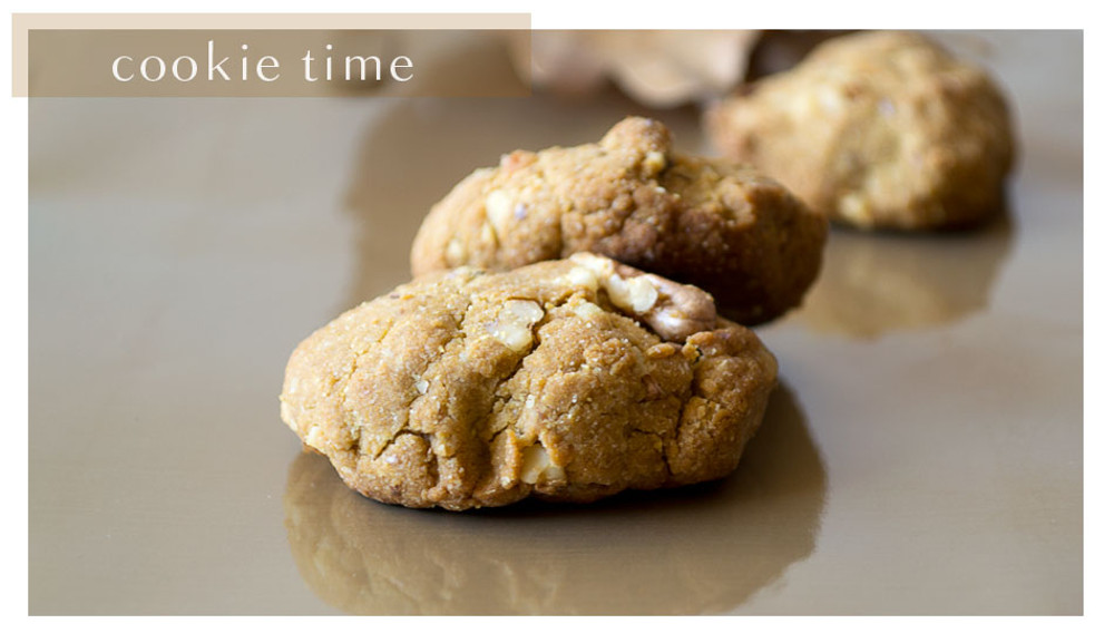 Russian Tea Time Cookies