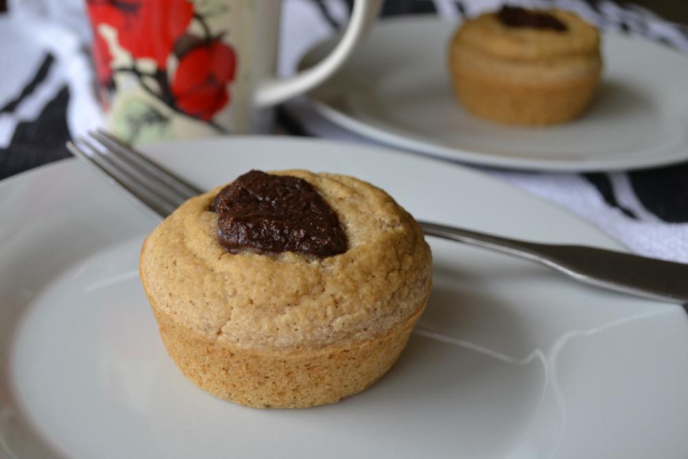 Vanilla Chai Truffle Cakes