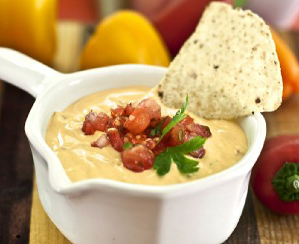 vegan velveeta cheese dip