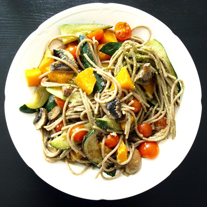 Rye Spaghetti