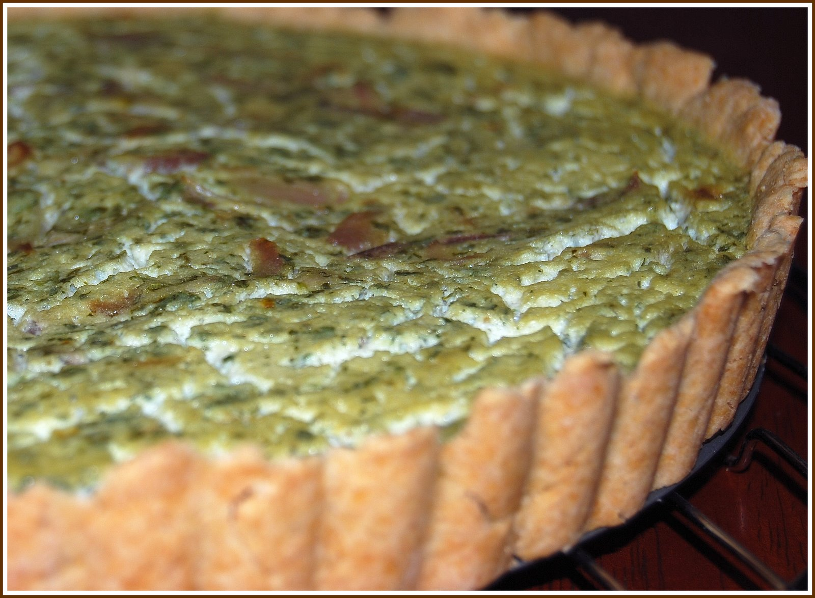 Spicy Quiche