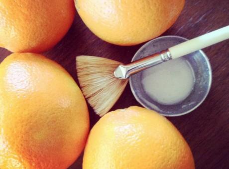 DIY Vitamin C Mask - One Green