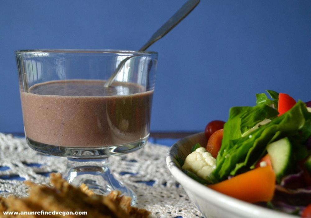 Berry Miso Salad Dressing