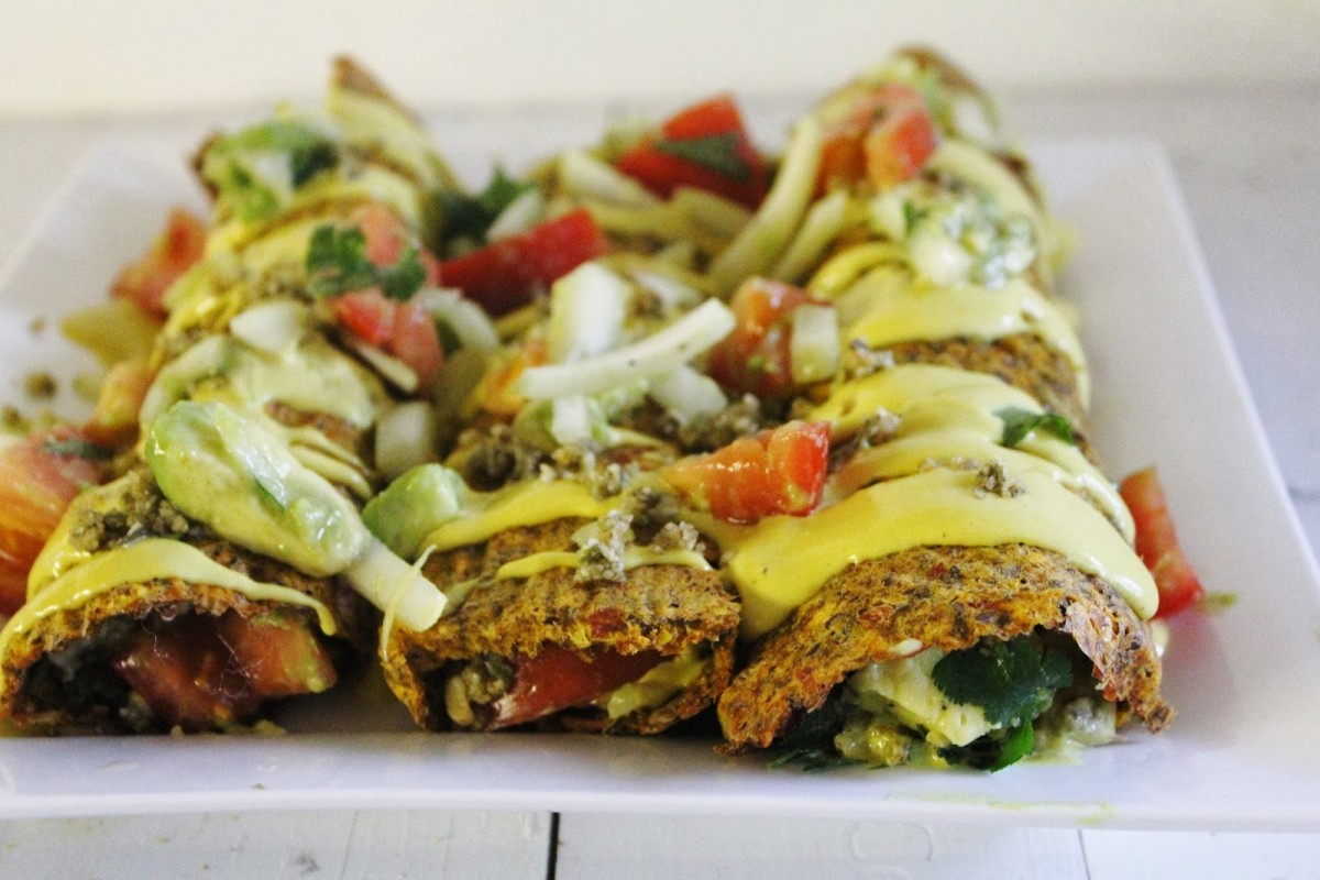 10 Raw Vegan Dishes Everyone Needs To Try Whether You Re