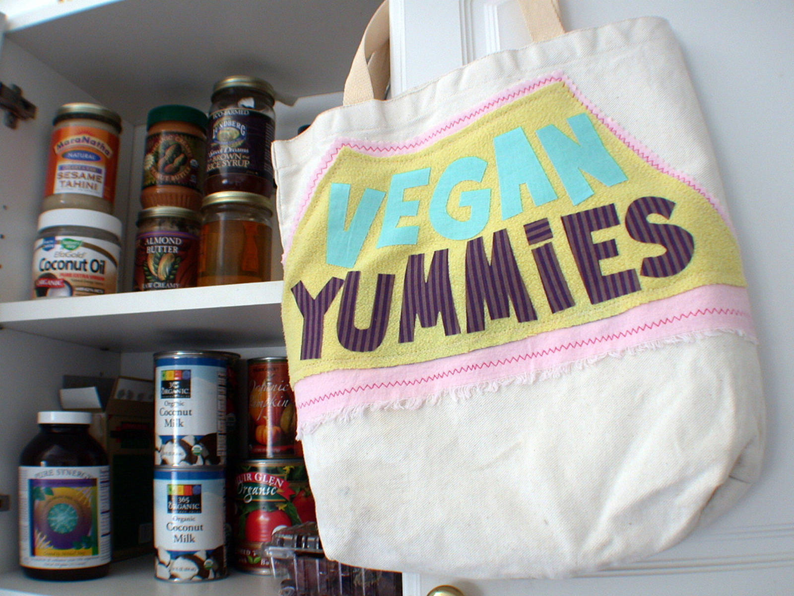 10 Things You Will Find in a Vegan Grocery Cart