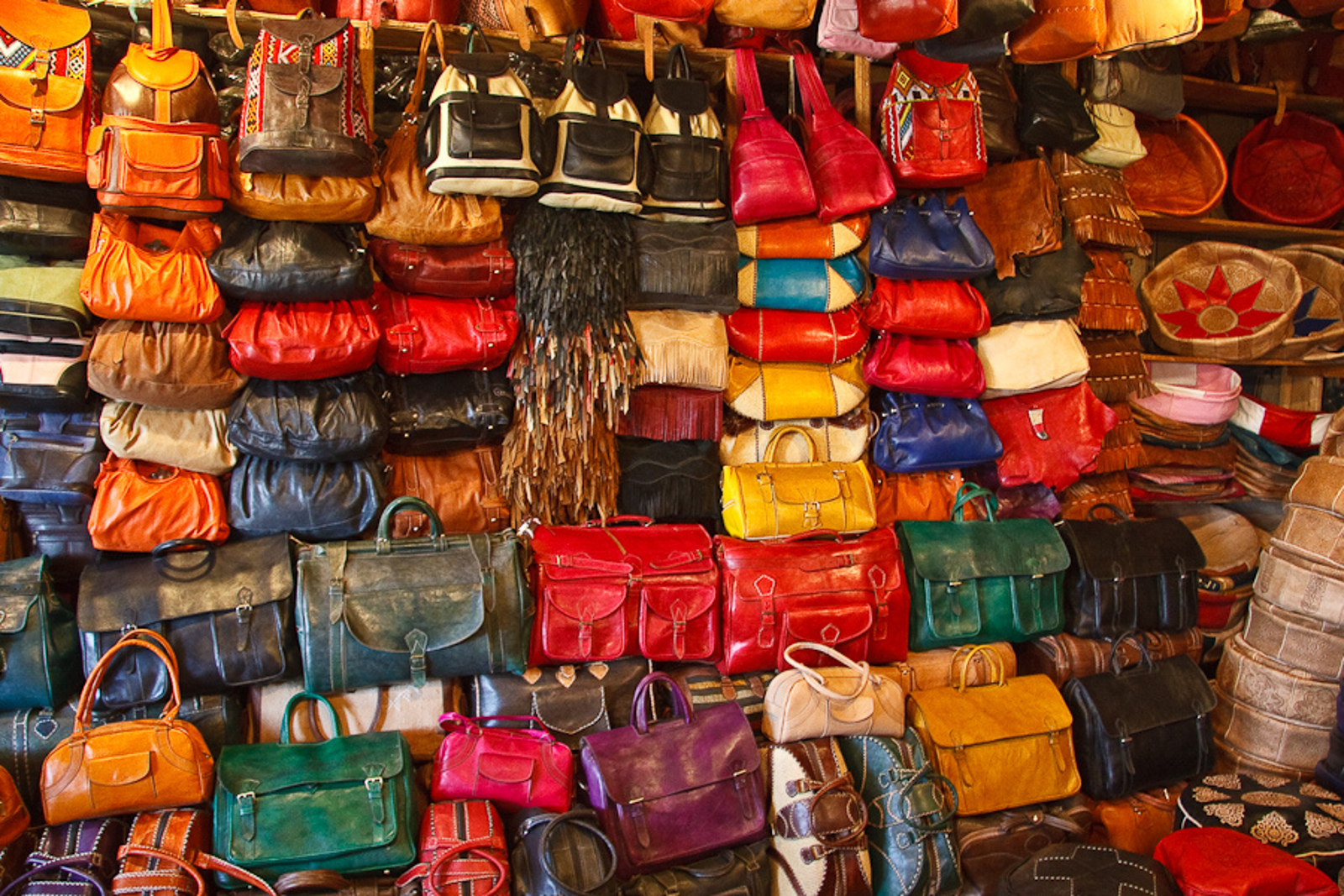 5 facts about leather
