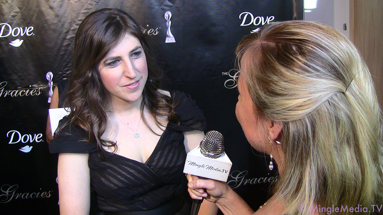 One Green Planet Talks All Things Vegan with Mayim Bialik