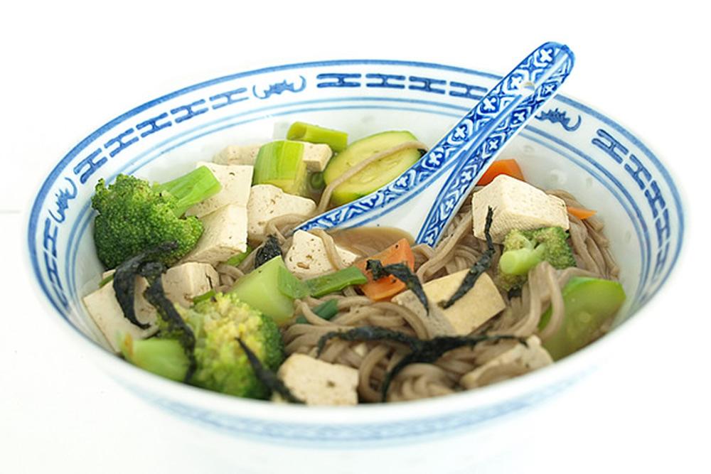 Rich Soba Soup