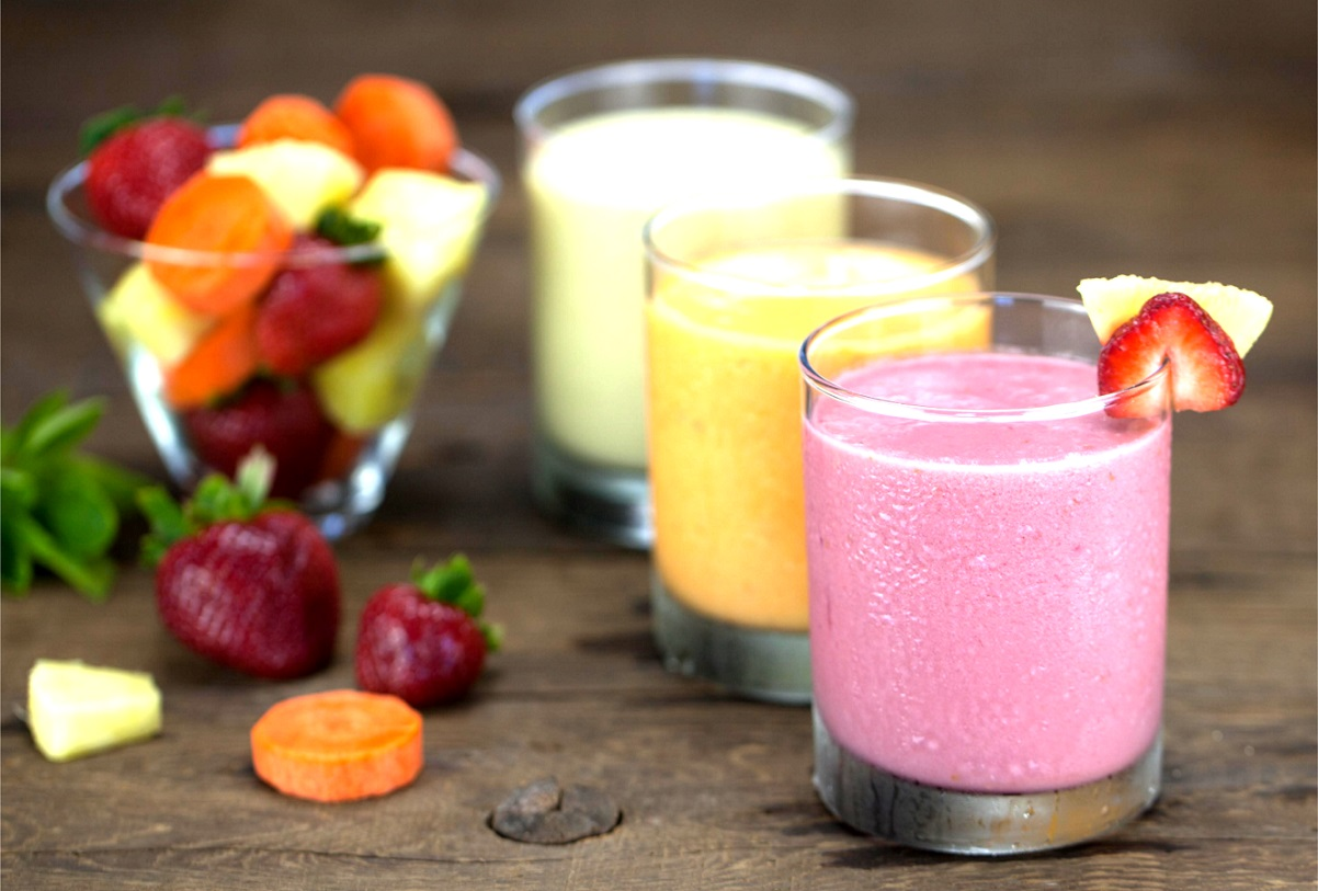 Smoothies Organic Eats Mag