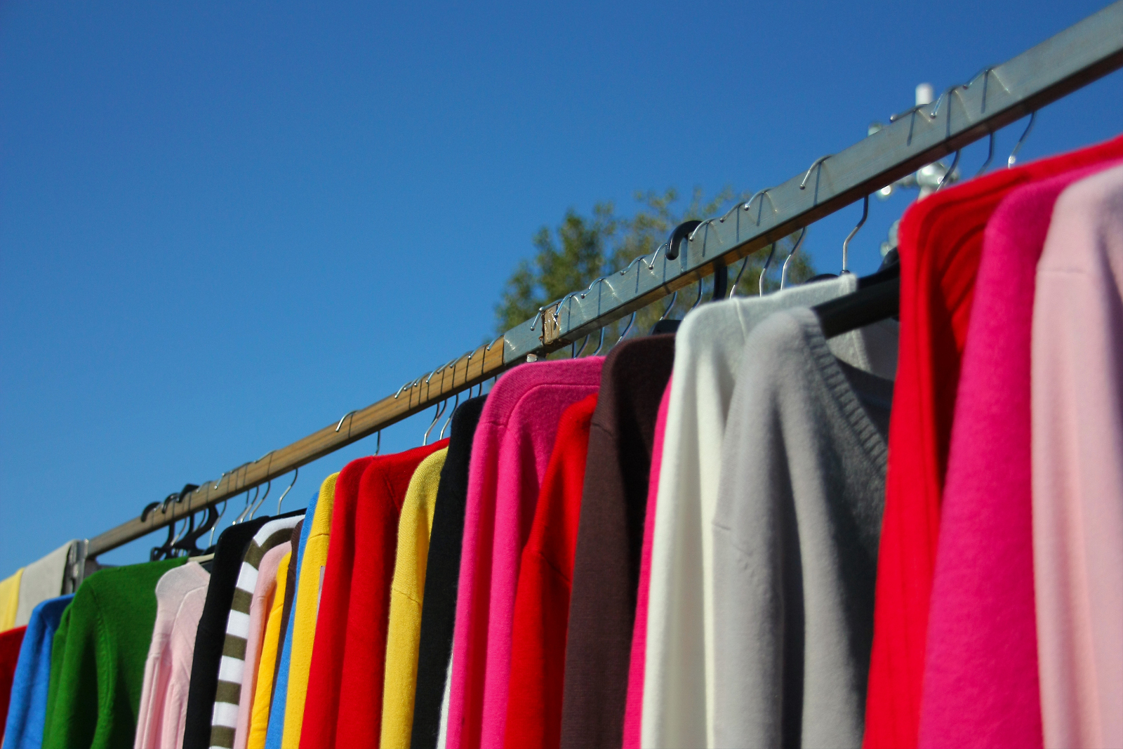 How Clothing Swaps Could Help Save the World