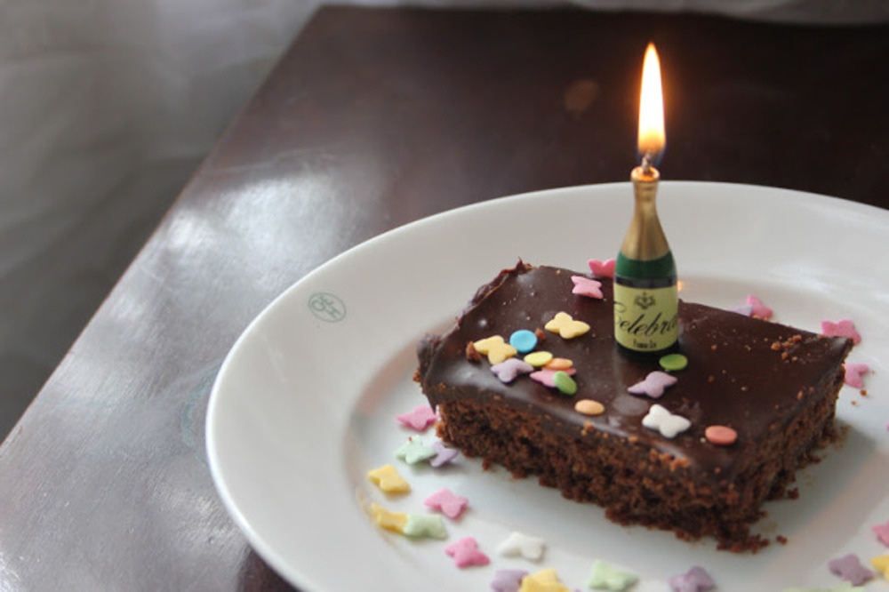 10 Exquisite Vegan Birthday Cakes