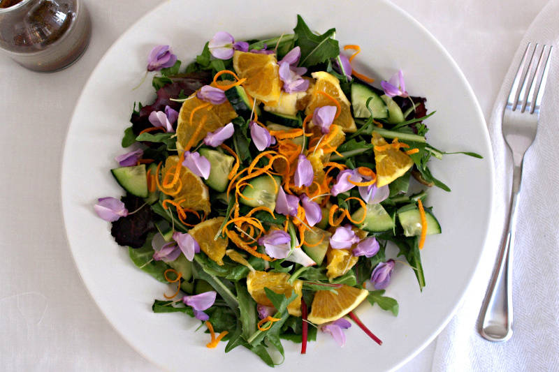How to Make a Low-Fat Nutrition Salad