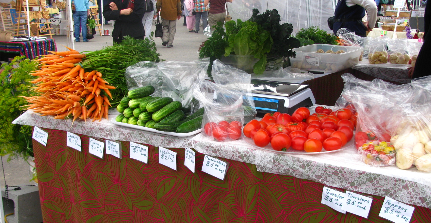 10 Great Reasons Why Local, Organic Food is the Best Choice for Everyone