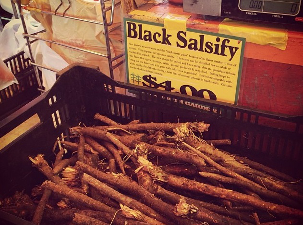 Salsify - The Superfood You Haven't Heard of Yet(But Should Know About Now)
