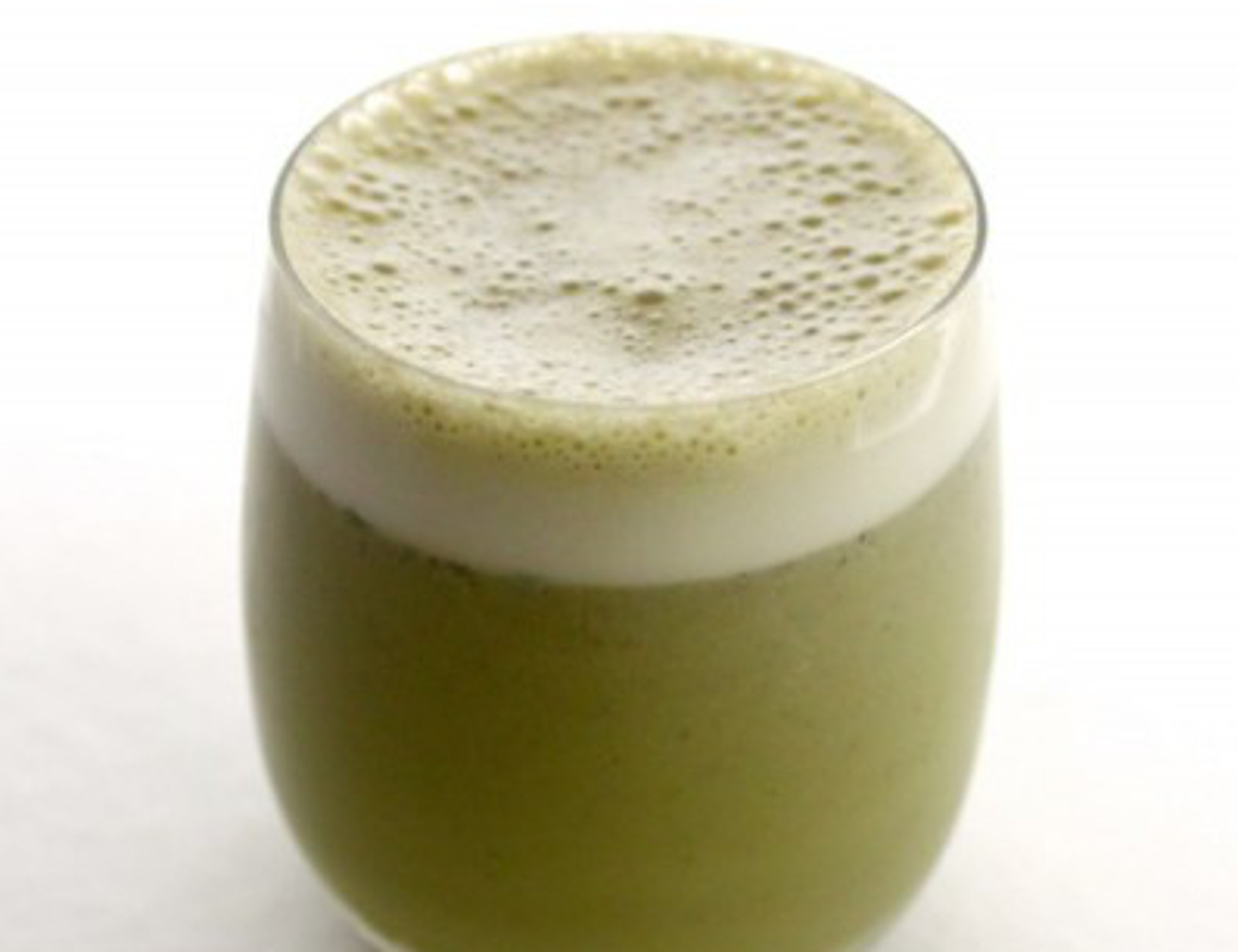 Vegan Cafe Style Matcha Tea Latte
