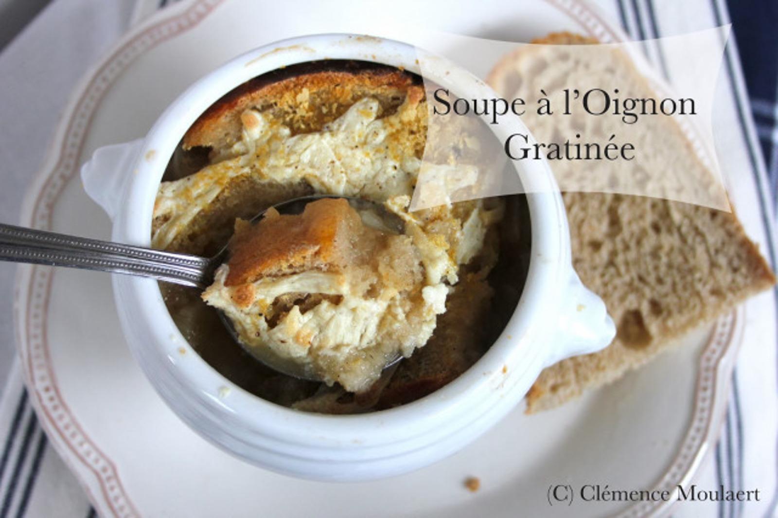 Soupe Al Oignon