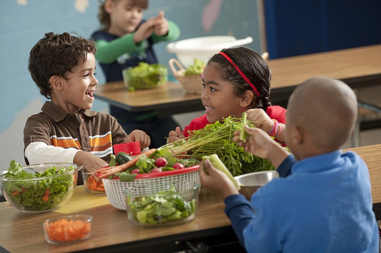 How to Feed Vegan Kids