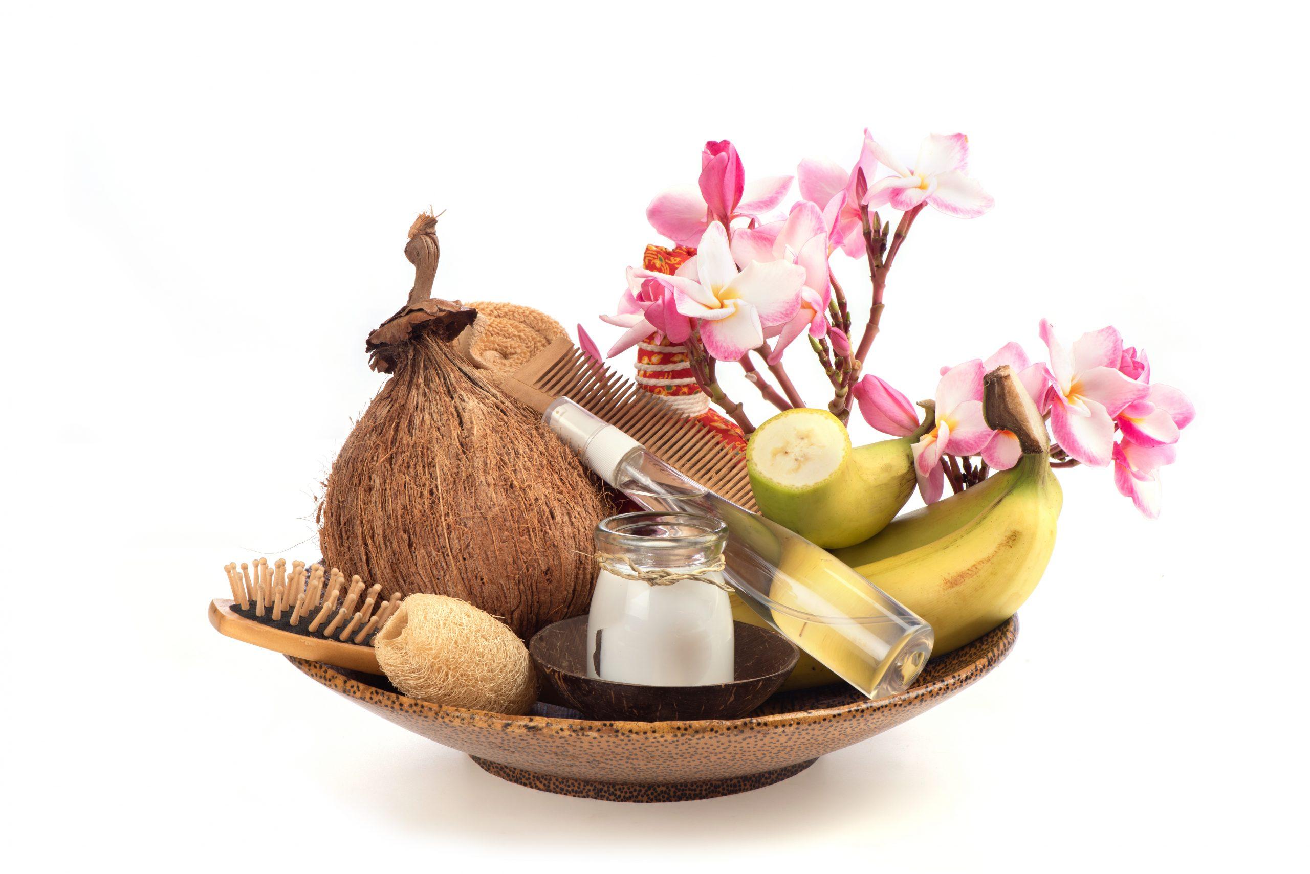 coconut banana