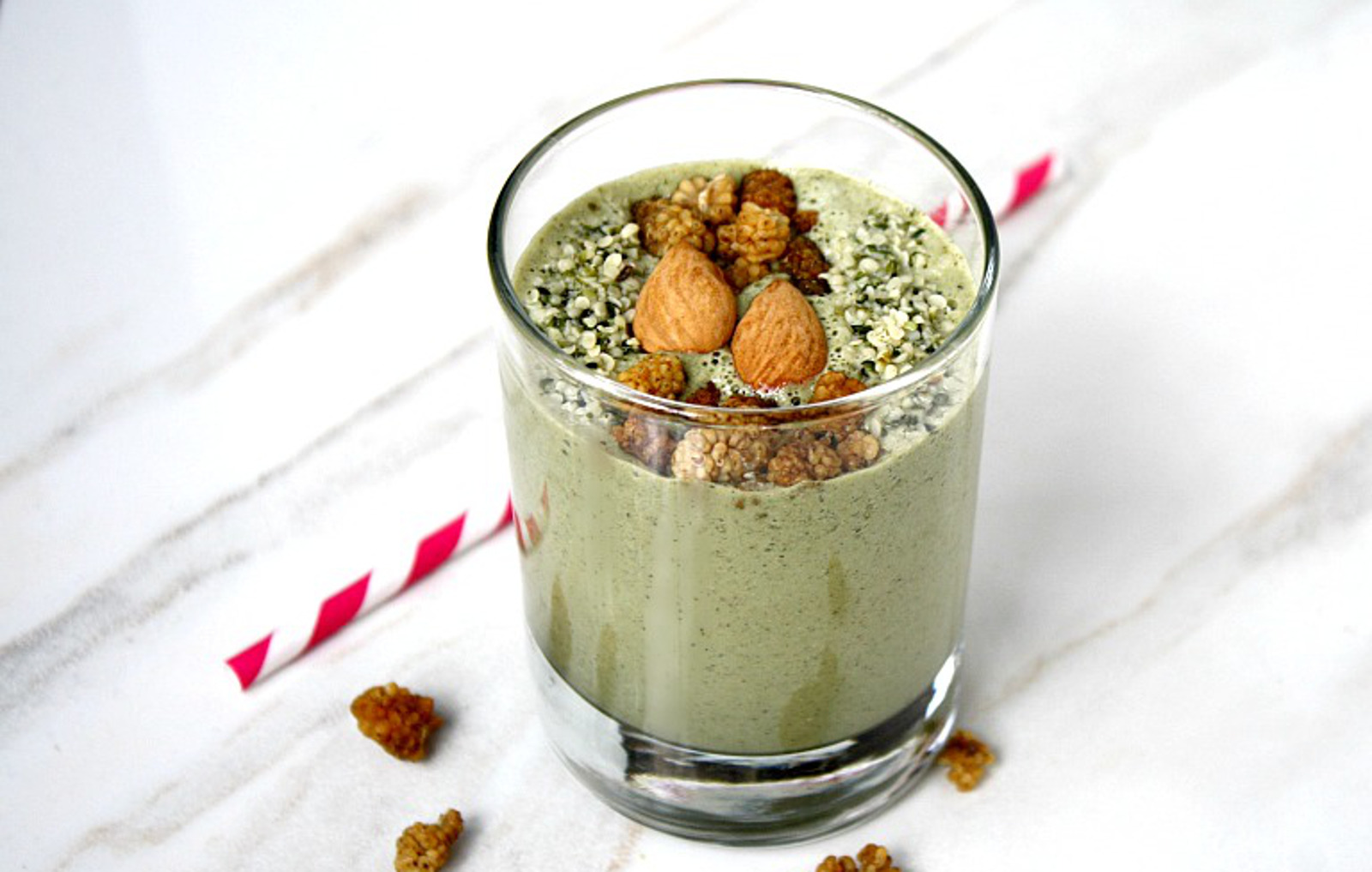 Mango And Hemp Seed Smoothie Vegan One Green Planet