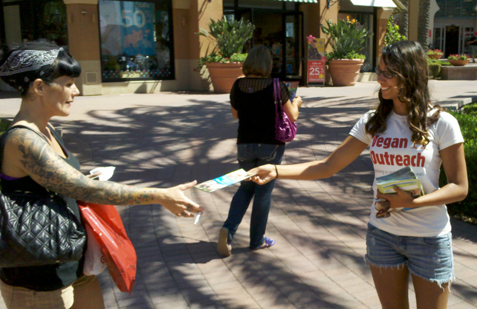 Why I Began a Vegan Outreach Advocate