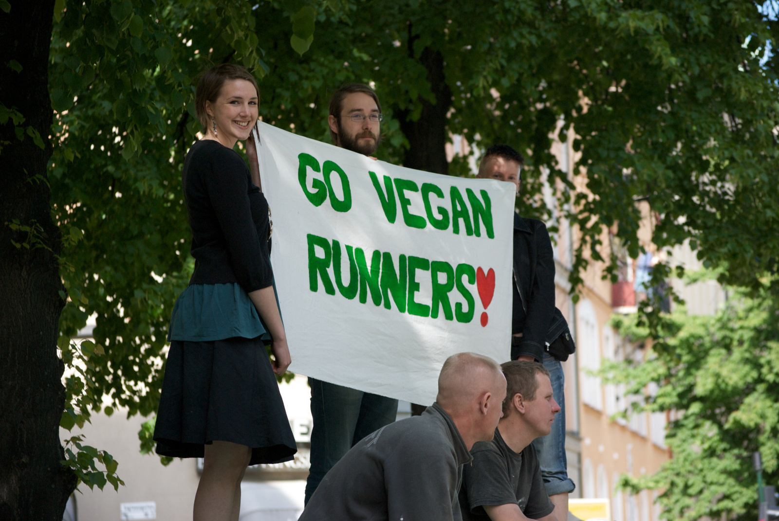How to Be a Vegan Runner