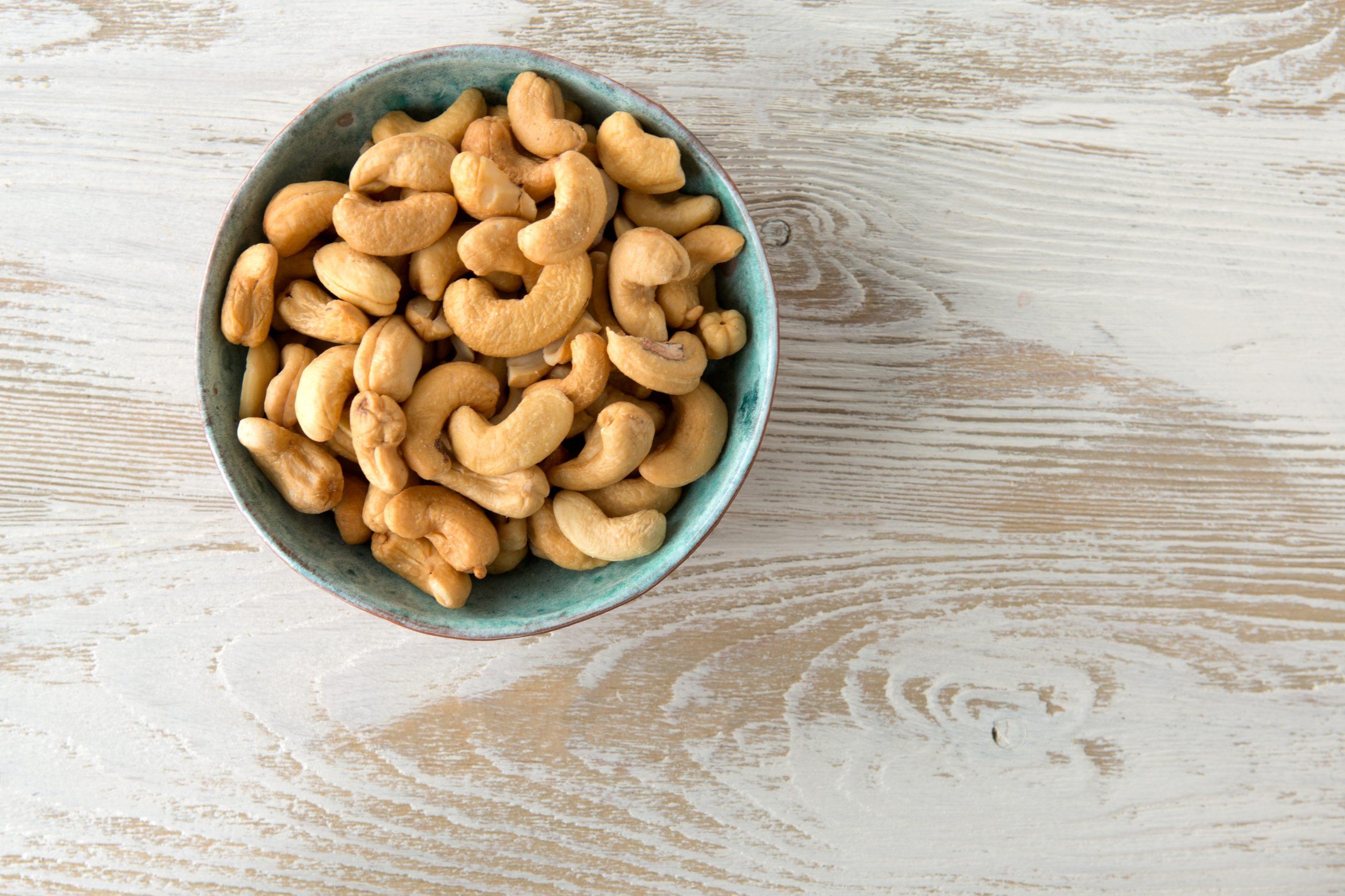 cashew bowl