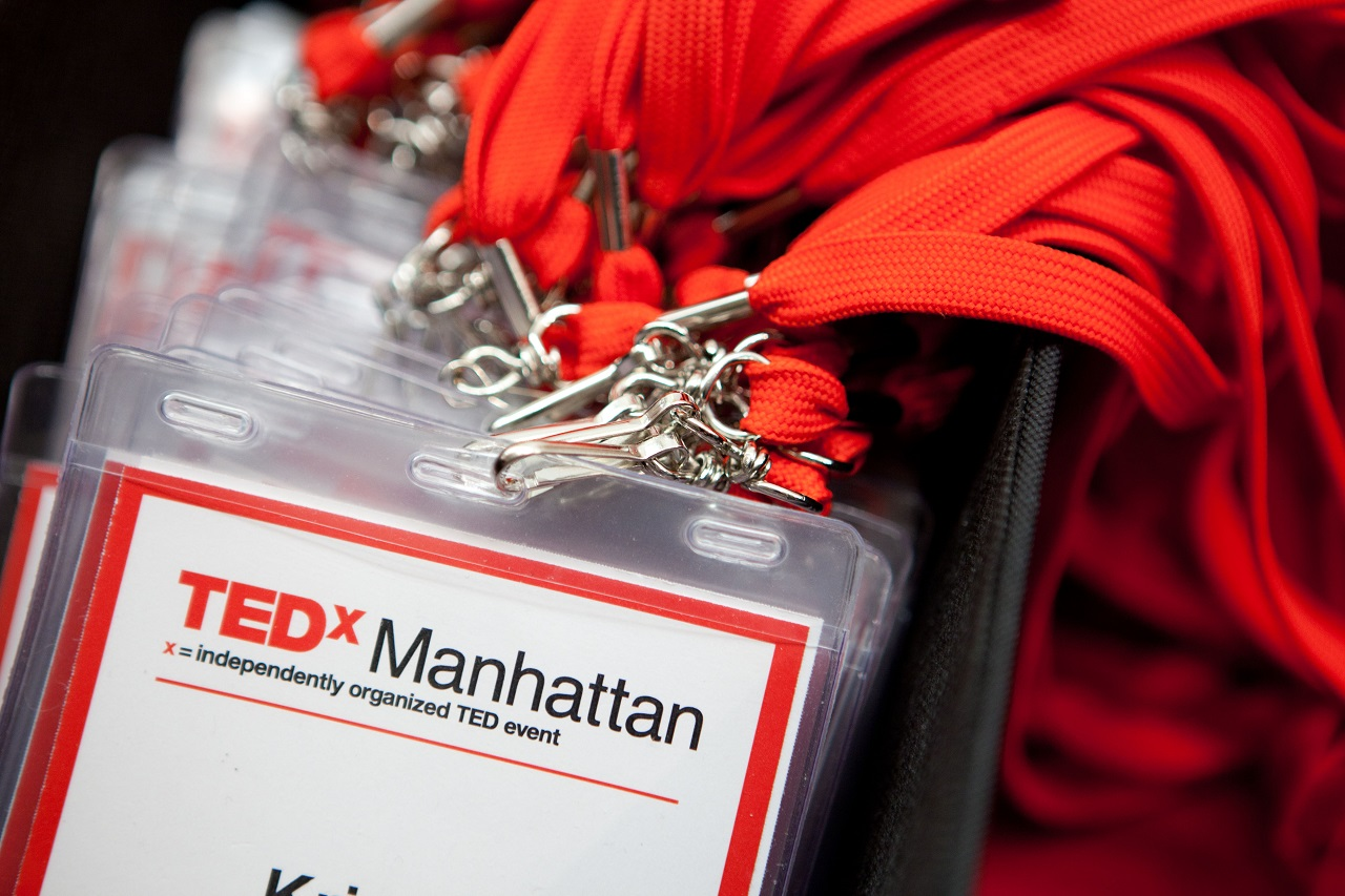 Tuning in to TEDxManhattan and the Food Movement