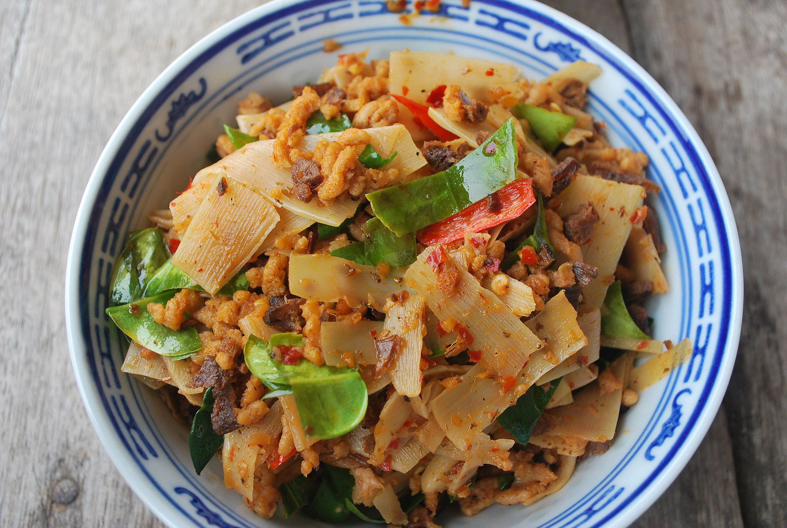 How to Cook Veggies Thai Style