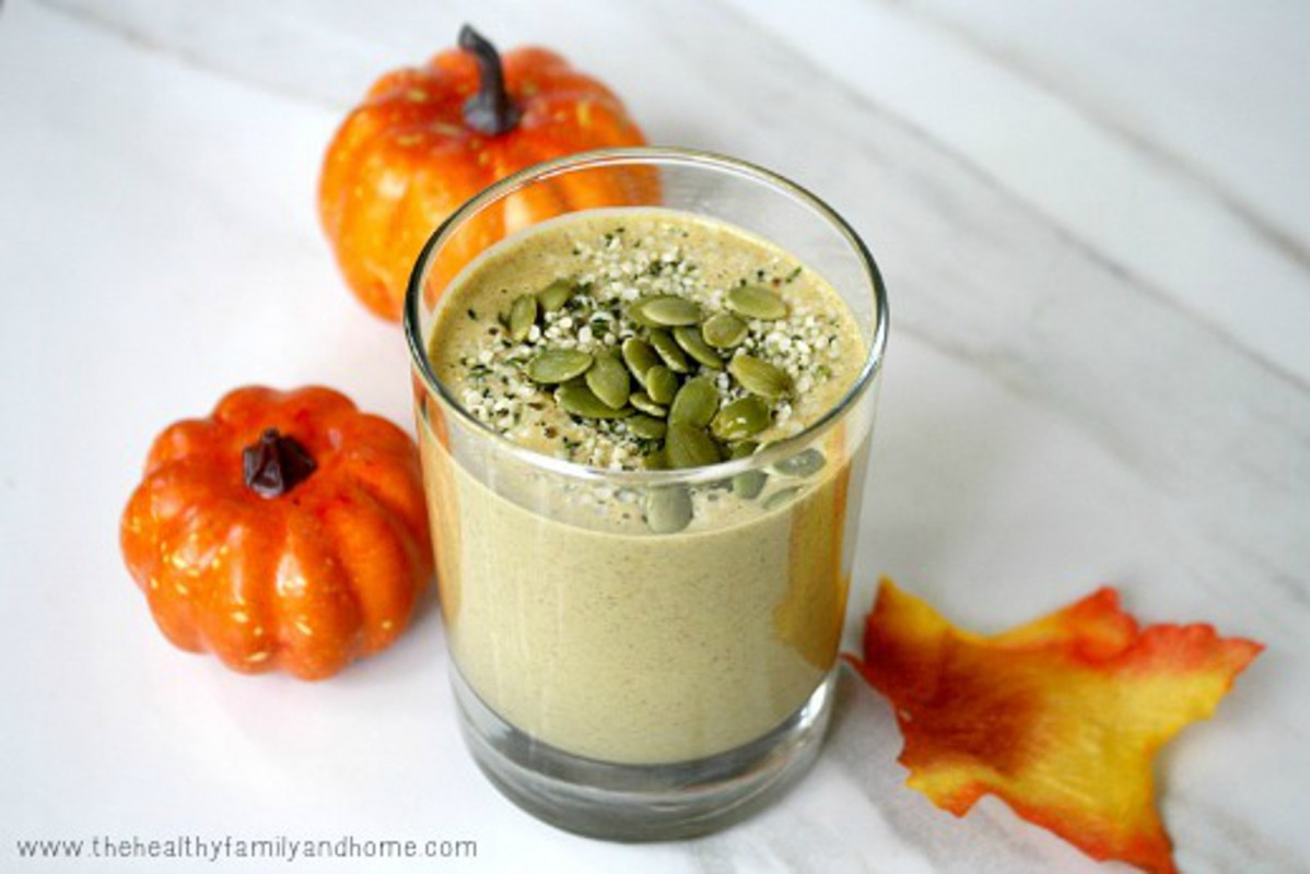 Pumpkin green Smoothie