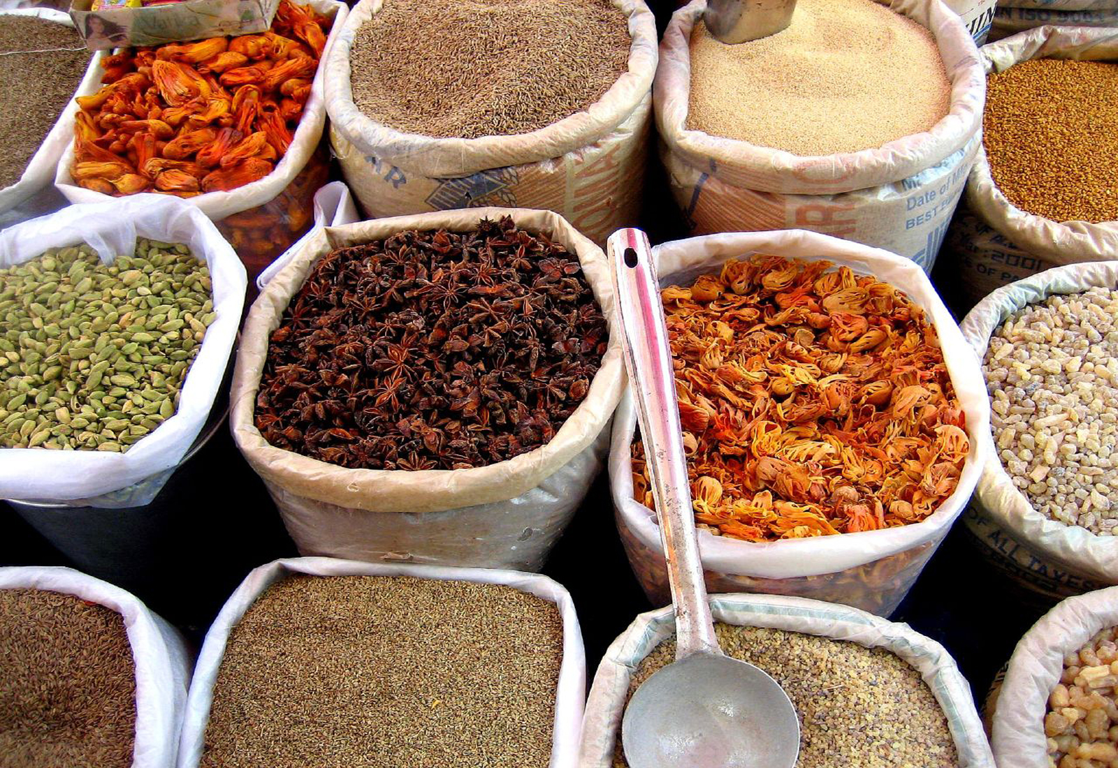 Taste Buds in a Rut? Try These 6 Ethiopian Spices And Flours