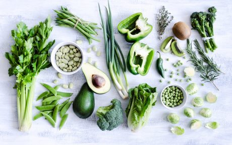 green vegggies