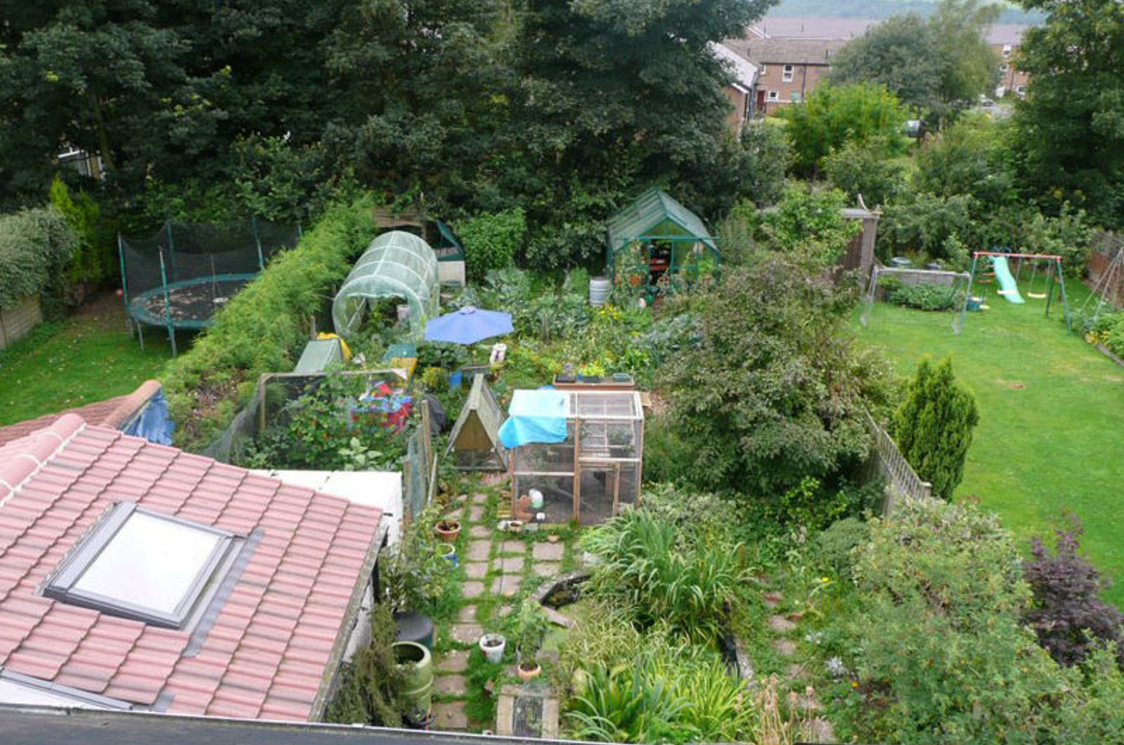 How to Make Your Yard Work for You, Permaculture Style