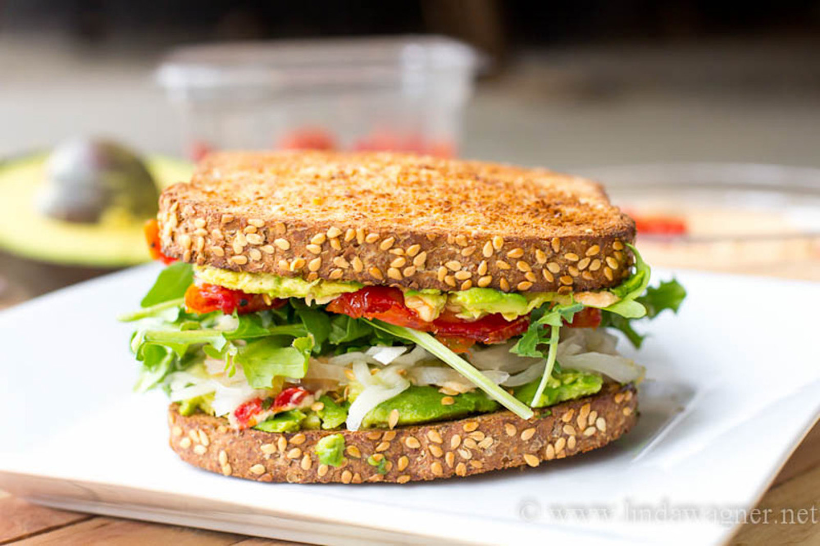 10 Frickin' Awesome Vegan Sammies for Lunch